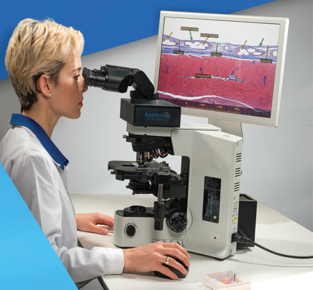 Charles River Digital Pathology Augmentiqs Telepathology
