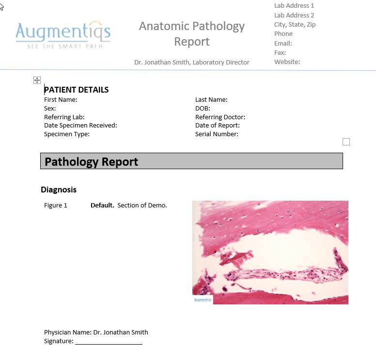 automatic-pathology-case-reports