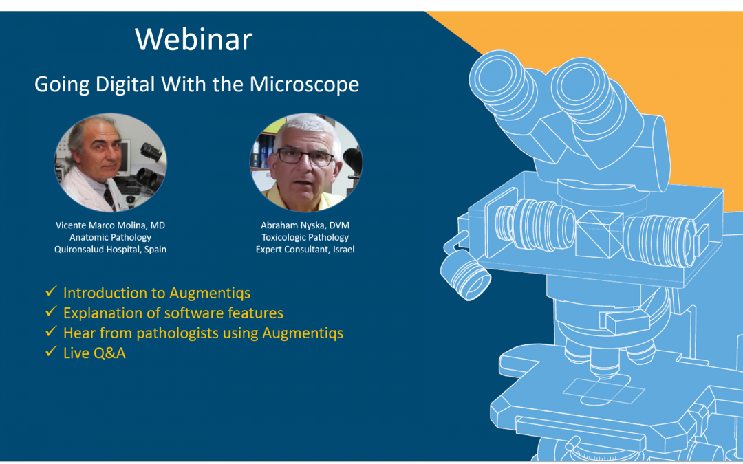 Webinar – Going Digital With The Microscope
