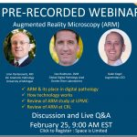 ARM Webinar with Dr. Liron Pantanowitz & Dr. Dan Rudmann – Click for free registration