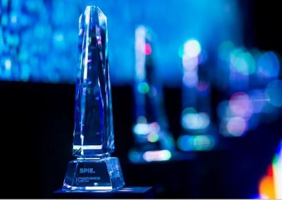 2021 SPIE Prism Award Winner