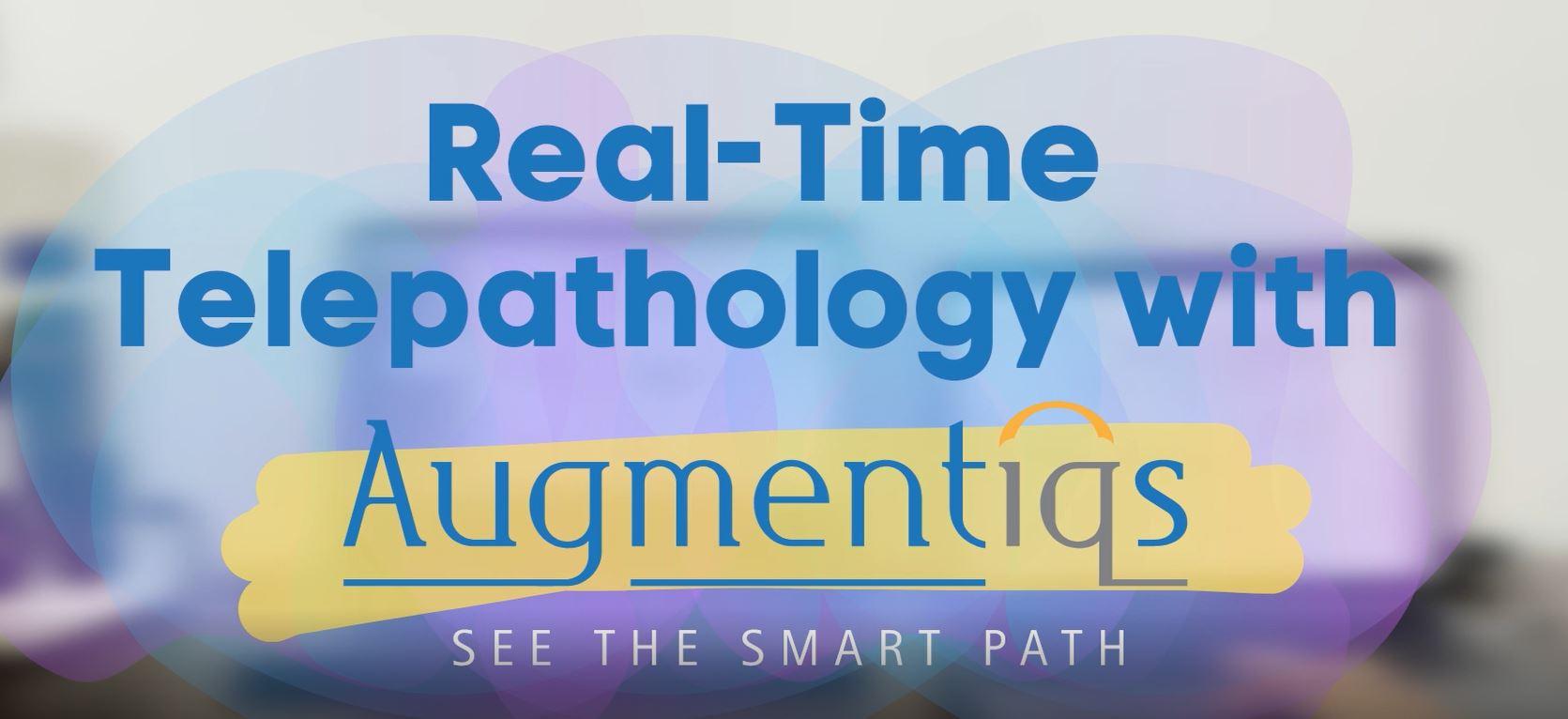 Real Time Telepathology Demo